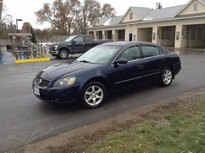 2005 Nissan Altima Safetied/E-Tested Kingston Kingston Area image 2