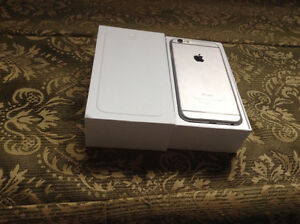 I phone 6 128 gig factory unlocked great condition like new