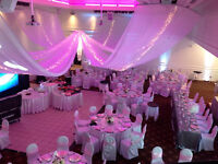 WEDDING DECOR / DECORATIONS AND FLOWERS