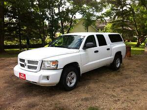 2010 DODGE DAKOTA SXT CREW CAB 2 WLD $1000 OFF
