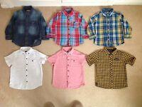 Next boys shirts
