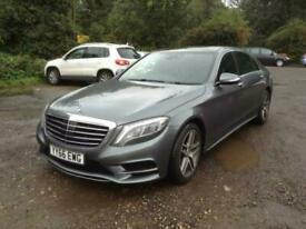 image for Mercedes-Benz S350 3.0 d ( 259ps ) d ( Executive ) ( s/s ) 9G-Tronic 2016. L AMG