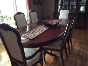 Large Dining Table 12 Chairs