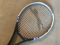 Tennis rackets adult size cheap great condition bargain Central London