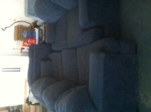 3 matching couches plus autumn