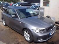 BMW 118 2.0TD 2012MY d SE