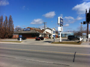 FOR SALE - Land, Building & Successful Restaurant in Fort Erie