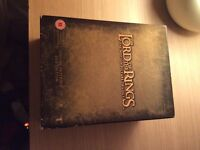 Lord of the Rings trilogy *Price negotiable*