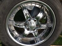 6 bolt Ford Rims, 20 inch