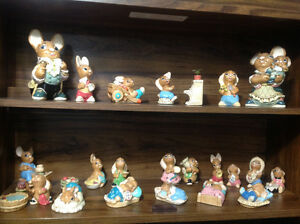 Pendelfin Collectible Bunnies
