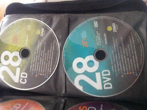Zumba instructor CD & DVD collection