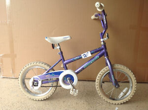 Bicycle fille 14""