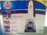 bissell cleanview reach 37y8e vacuum cleaner carpet shampoo cleaner