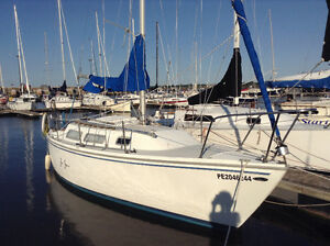 Catalina 25 foot sailboat for sale