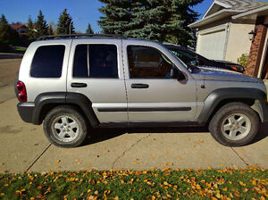 2006 Jeep Liberty Sport - Priced to Sell