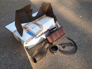 Halltech MF103 Cold Air Intake with K& N Filter
