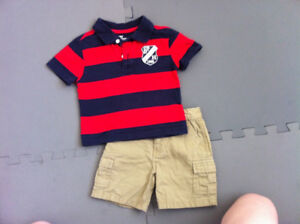 Boy 0-12M Clothing Lot