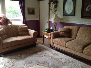 Decor-rest  FRENCH SOFA AND  LOVESEAT