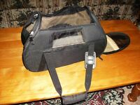 Airline Approved Bergan Soft Side Pet Carrier