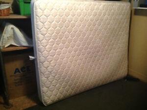 Good Clean Queen Mattress from RV