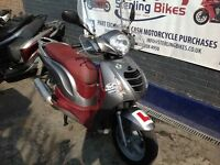 HONDA PS LOW MILEAGE GOOD CONDITION HEATED GRIPS