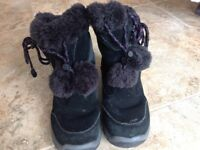 HI-TEC girls winter boots