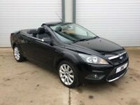 2010 Ford Focus convertible parts breaking bcg