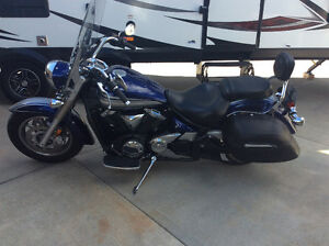 2009 Yamaha 1300 V Star Tourer