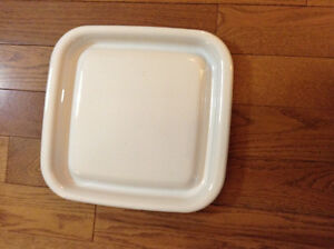 CORNING WARE MICROWAVE BROWNING GRIDDLE