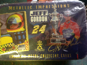 JEFF GORDON COLLECTION CARDS
