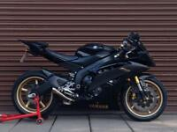 Yamaha YZF R6 Only 5998miles. Nationwide Delivery Available.