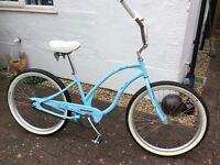 Cruiser bicycle £60 ONO
