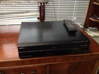 Toshiba video and dvd