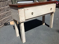 Rustic Wood Buffet / TV Stand / Kitchen Island