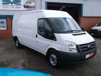 10REG FORD TRANSIT LWB 350 RWD 115BHP 6 SPEED WITH ELECTRIC PACK CHOICE