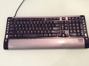 Certified Data Keyboard With Vacuum Cleaner