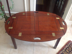 Butler Coffee Table.