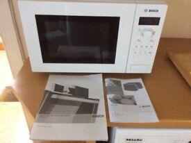 Boch microwave