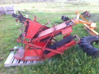 New Holland model 53A bale thrower