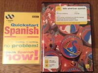 Learn Spanish CDs
