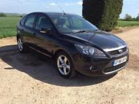 2008 Ford Focus 1.6 Zetec 5dr - 2 OWNERS, GREAT HISTORY, AIR CON