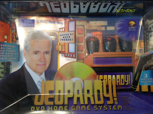 Brand New and Sealed Jeopardy DVD Home Game System. $20.00 Edmonton Edmonton Area image 1