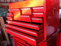 Snop On 24 drawers tool box tool chest tool cabinet