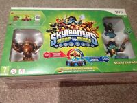 Skylanders swap force starter pack wii. Brand New