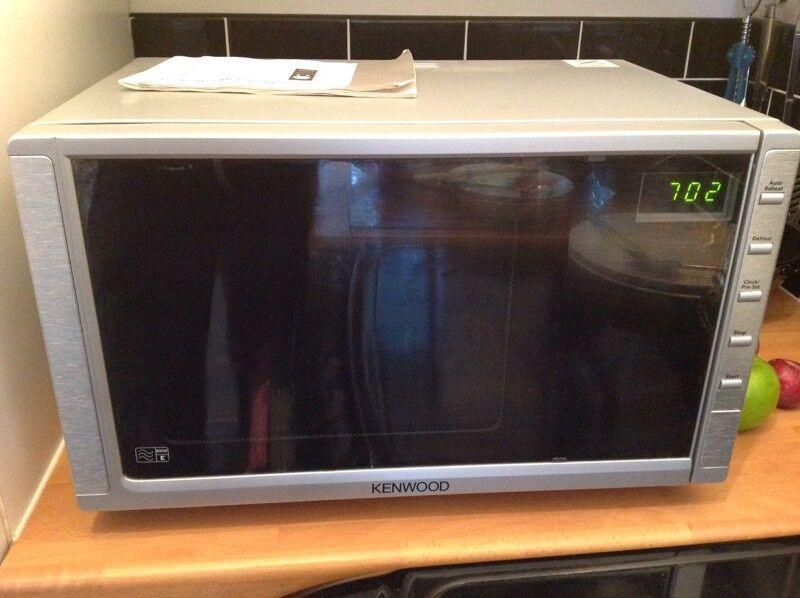 Kenwood Microwave 800w Broken For