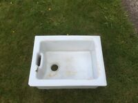 Belfast sink 1 of 2 for sale.