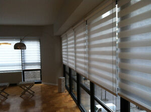New Dual roller shade - 76 inch