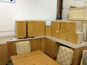Kitchen #4 at Waterloo restore  Kitchener / Waterloo Kitchener Area image 1