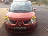 2004 (54) Renault Modus 1.4 Dynamique... SPARES OR REPAIR