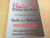 Hair & Nails for you ,Sumer special